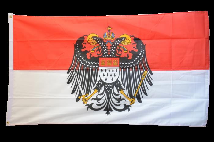 Langwimpel Fahne Flagge Köln verschiedene Größe