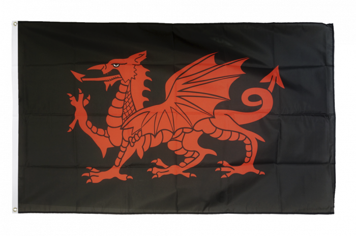 Flagge Drache