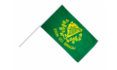 Stockflagge Irland Erin Go Bragh - 60 x 90 cm