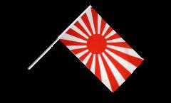 Stockflagge Japan Kriegsflagge - 60 x 90 cm
