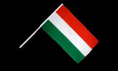 Stockflagge Ungarn - 60 x 90 cm