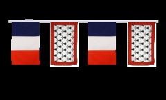 Freundschaftskette Frankreich - Limousin - 30 x 45 cm