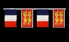 Freundschaftskette Frankreich - Basse Normandie, p'tits cats - 30 x 45 cm