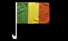 Autofahne Mali - 30 x 40 cm