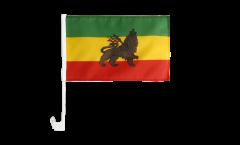 Autofahne Äthiopien alt - 30 x 40 cm
