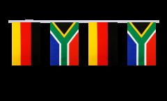 Freundschaftskette Deutschland - Südafrika - 15 x 22 cm