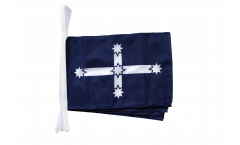 Fahnenkette Australien Eureka 1854 - 30 x 45 cm