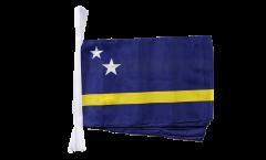 Fahnenkette Curacao - 30 x 45 cm