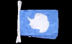 Fahnenkette Antarktis - 30 x 45 cm