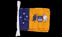 Fahnenkette Australien Australisches Hauptstadtterritorium - 30 x 45 cm