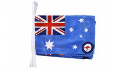 Fahnenkette Australien Tasmania - 30 x 45 cm