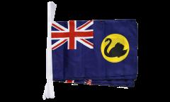 Fahnenkette Australien Western - 30 x 45 cm