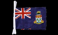 Fahnenkette Kaiman-Inseln - 30 x 45 cm