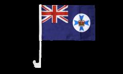 Autofahne Australien Queensland - 30 x 40 cm
