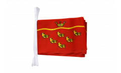 Fahnenkette Großbritannien East Sussex - 15 x 22 cm