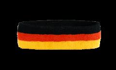 Stirnband Deutschland - 6 x 21 cm