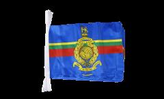 Fahnenkette Großbritannien Royal Marines - 30 x 45 cm