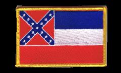 Aufnäher USA Mississippi - 8 x 6 cm