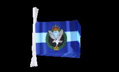 Fahnenkette Großbritannien British Army Air Corps - 15 x 22 cm