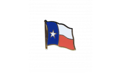 Flaggen-Pin USA Texas - 2 x 2 cm