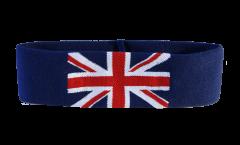 Stirnband Großbritannien - 6 x 21 cm