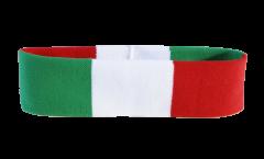 Stirnband Italien - 6 x 21 cm
