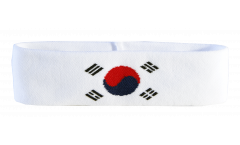 Stirnband Südkorea - 6 x 21 cm