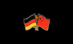 Freundschaftspin Deutschland - China - 22 mm