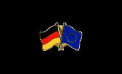 Freundschaftspin Deutschland - Europäische Union EU - 22 mm