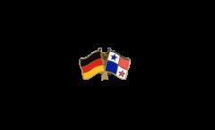 Freundschaftspin Deutschland - Panama - 22 mm