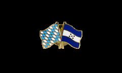 Freundschaftspin Bayern - Honduras - 22 mm