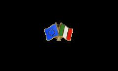Freundschaftspin Europa - Italien - 22 mm