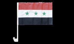 Autofahne Irak ohne Schrift 1963-1991 - 30 x 40 cm