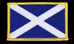 Aufnäher Schottland - 8 x 6 cm