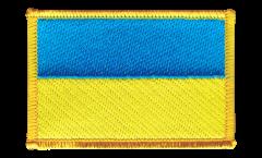Aufnäher Ukraine - 8 x 6 cm