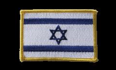 Aufnäher Israel - 8 x 6 cm