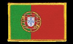 Aufnäher Portugal - 8 x 6 cm