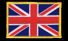 Aufnäher Großbritannien - 8 x 6 cm