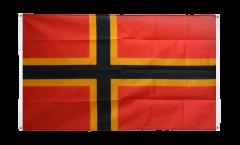 Balkonflagge Deutscher Widerstand Stauffenberg - 90 x 150 cm