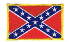 Aufnäher USA Südstaaten - 8 x 6 cm