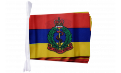 Fahnenkette Großbritannien Royal Army Medical Corps - 15 x 22 cm