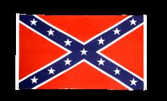 Balkonflagge USA Südstaaten - 90 x 150 cm
