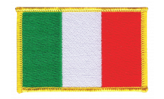 Aufnäher Italien - 8 x 6 cm