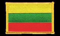 Aufnäher Litauen - 8 x 6 cm