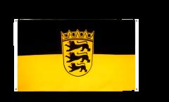 Balkonflagge Deutschland Baden-Württemberg - 90 x 150 cm