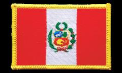 Aufnäher Peru - 8 x 6 cm