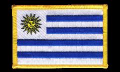Aufnäher Uruguay - 8 x 6 cm