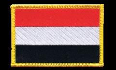 Aufnäher Jemen - 8 x 6 cm