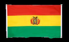 Balkonflagge Bolivien - 90 x 150 cm