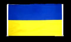 Balkonflagge Ukraine - 90 x 150 cm